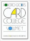 Card College Volume 1 by Roberto Giobbi